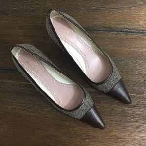 Brooks Brothers Italian made heels size 8.5